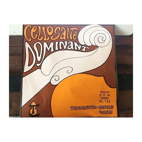 Corde violoncelle Cello Dominant - liquidation
