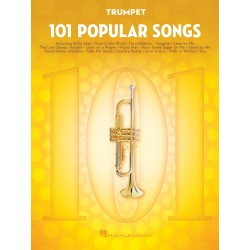 101 Popular Songs Trompette / Cornet