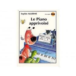 Piano apprivoisé (le) - Vol 1 - Méthode