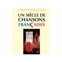 Un siècle de chansons françaises 1989-1999
