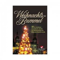 Weihnachts-Bummel 50 chants/partitions