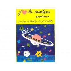 J´aime la musique 1 - Initiation des tout petits