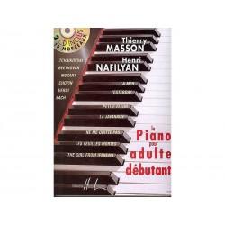 Piano pour adulte débutant - Méthode
