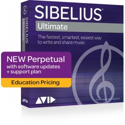 Sibelius Ultimate Education/Professeur - Boite