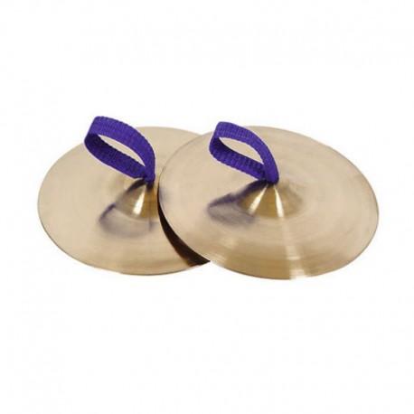Mini cymbales de marche 20cm