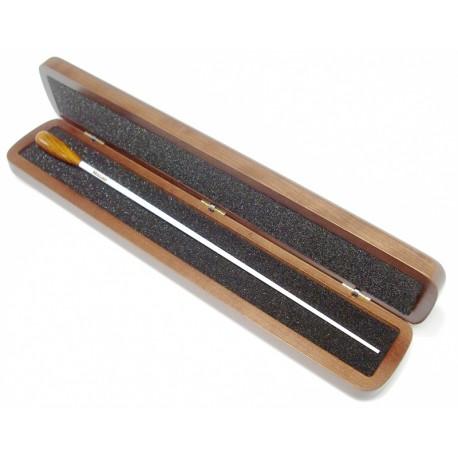 Coffre Baguette de Direction 41.5cm - Noyer - Mollard