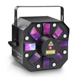 Cameo STORM LED - Effet lumineux 3 en 1