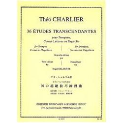 36 Etudes Transcendantes Théo Charlier