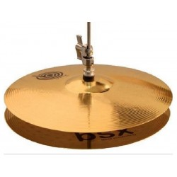 "Hi-Hat 14"" Basix Cymbales Charleston"