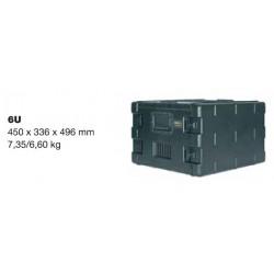 "Rack 19"" 6U Prof. 40cm - EMS400"