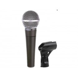 SHURE SM58 micro vocal (sans switch)