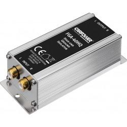 Transformateur d'isolation / Filtre Stéréo RCA