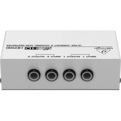 Filtre 2 canaux Jack - Jack  HD400 Behringer