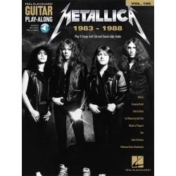 Metallica: 1983-1988