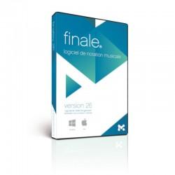 FINALE 26 - Mise à jour logiciel (français)