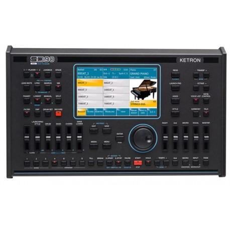Ketron SD90 - Expander- arrangeur