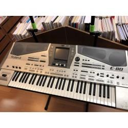 Clavier Arrangeur ROLAND E-80  Occasion