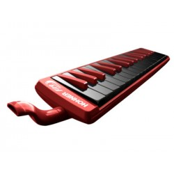 Melodica Fire 32 Red-Black - Hohner