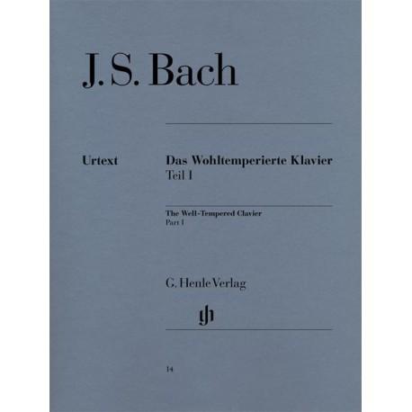Wohltemperiertes Klavier 1 - Bach - Piano