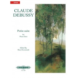 Petite Suite - Debussy - Piano 4 mains