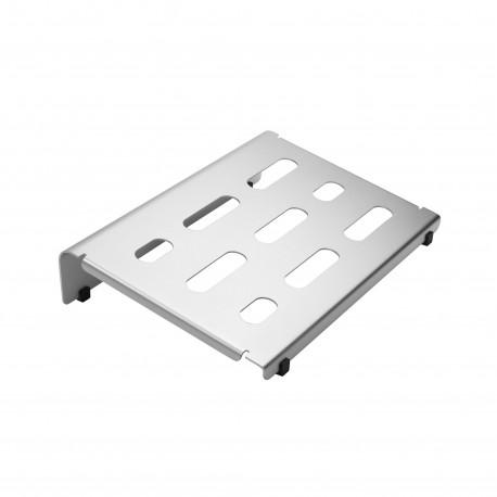 Pedalboard Small Silver 45cm - Mono