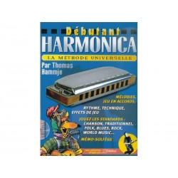 Débutant Harmonica + CD - La méthode universelle