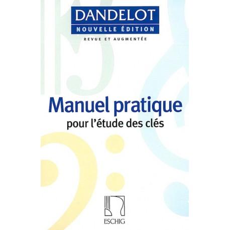 Manuel Pratique pour l'étude des clés de sol, fa et ut