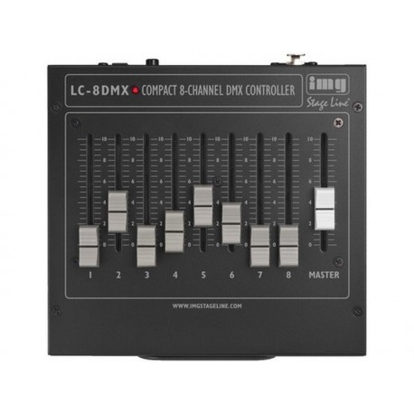 Controler LC-8DMX chanel