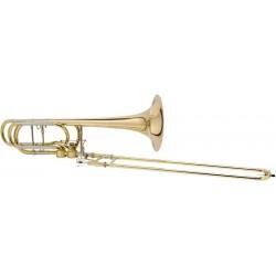 Trombone Basse A. COURTOIS 550 Hagmann Ø267mm
