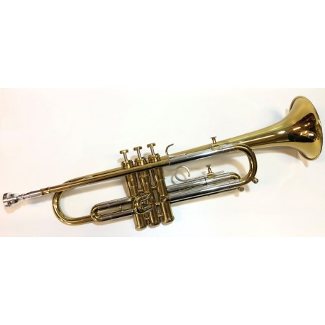 Trompette GETZEN Serie 300 - Verni - Occasion