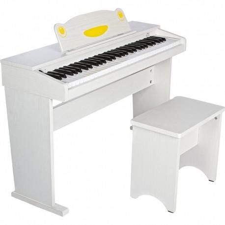 Fun Piano Digital Junior - 61 touches - FUN1 - Action