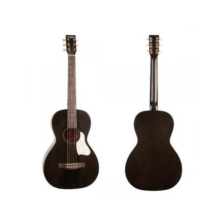 "Art & Lutherie Parlor ""Roadhouse"" FADED BLACK"