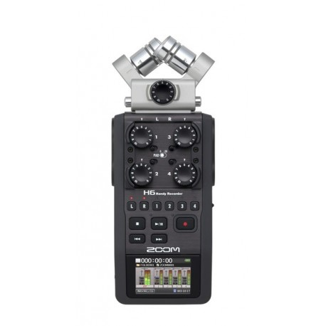 ZOOM H6 - Enregistreur numérique