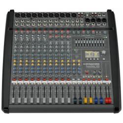 DYNACORD PowerMate1000-3 - Table de mixe amplifiée