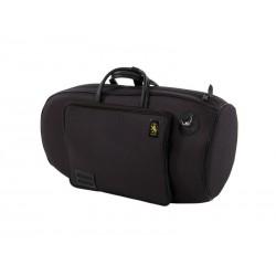 Housse Alto Mib Lion Bag noir - avec poche partitions