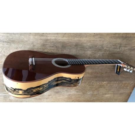 ESTEVE 7C Cèdre / Ebony Limited - Guitare Classique
