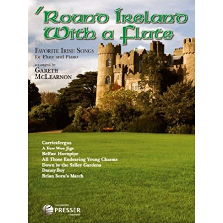 Round Ireland With A Flute Flute / Piano