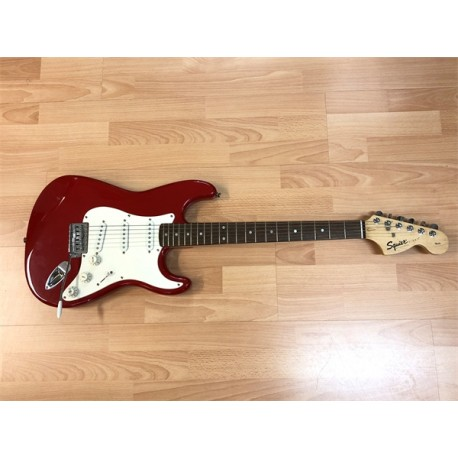 Squier Affinity by Fender Guitare - Rouge - Occasion