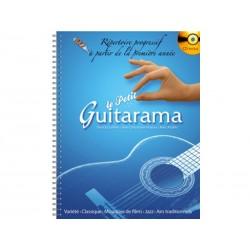 Le Petit Guitarama - 65 titres + CD