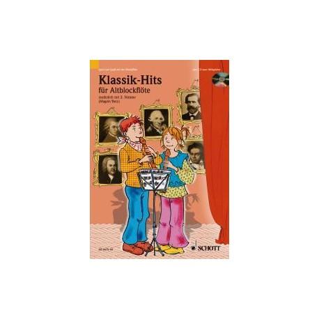 Klassik Hits (Duo) - Flûte à bec alto