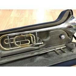 Trombone sib/fa ANTOINE COURTOIS 420 Legend - Occasion