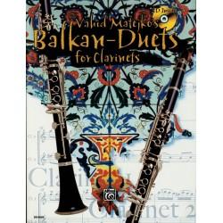 Balkan Duets for Clarinets - Vahid Matejko´s