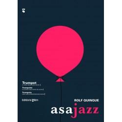 ASA-Jazz pour trompette - Rolf Quinque