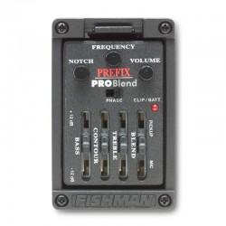 Preamp Prefix Pro Blend FISHMAN (à monter)