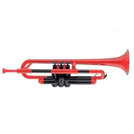 Trompette Rouge en Plastique - pTrumpet
