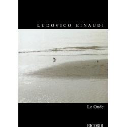 Ludovico Einaudi - Le Onde- Piano avec CD