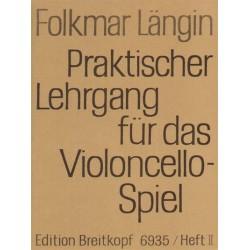 Praktischer Lehrgang Vol 2 - Folkmar Längin