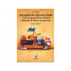 Méthode de Piano européenne - Vol.1