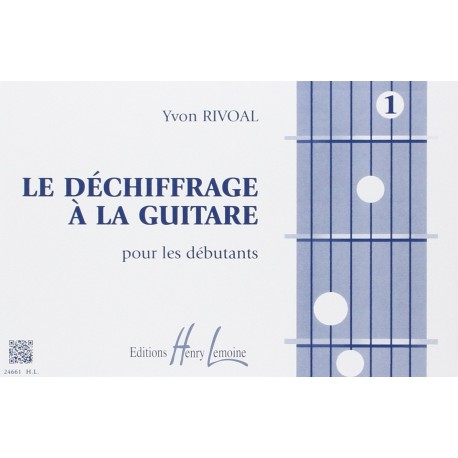 Déchiffrage à la guitare Vol.1