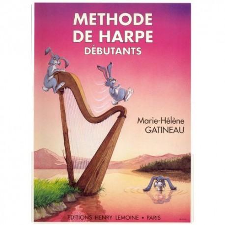 Méthode de harpe Débutant - vol. 1